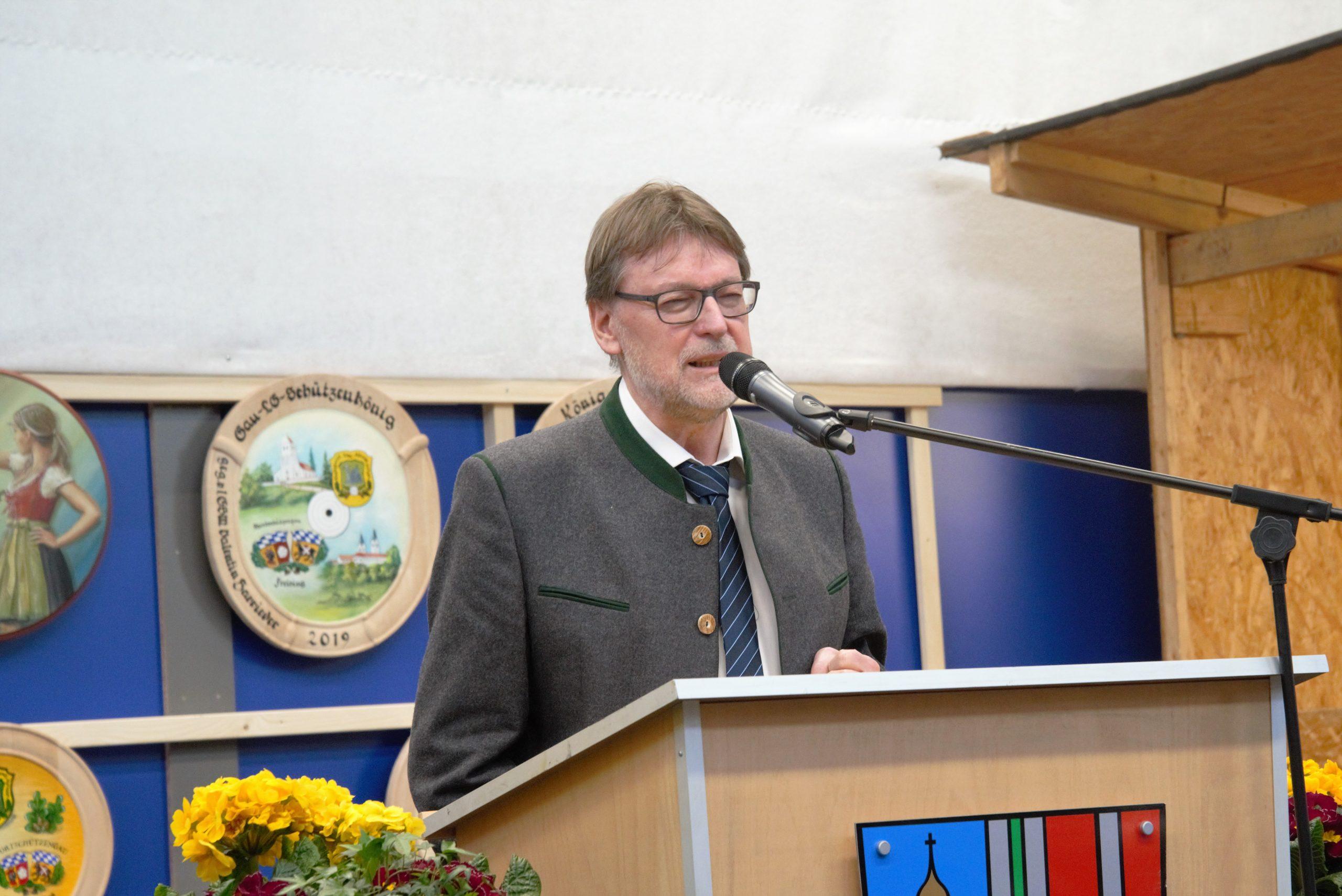 Landrat Martin Wolf